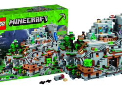 LEGO Minecraft The Mountain Cave (21137)