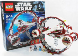 LEGO Jedi Starfighter with Hyperdrive (75191)