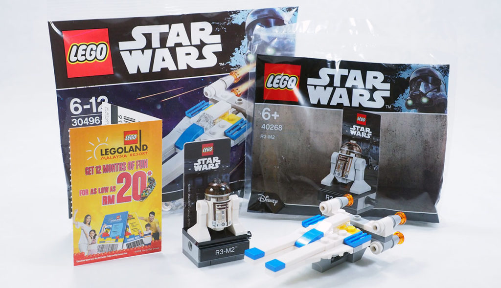 LEGOLAND Malaysia Star Wars Day Giveaway