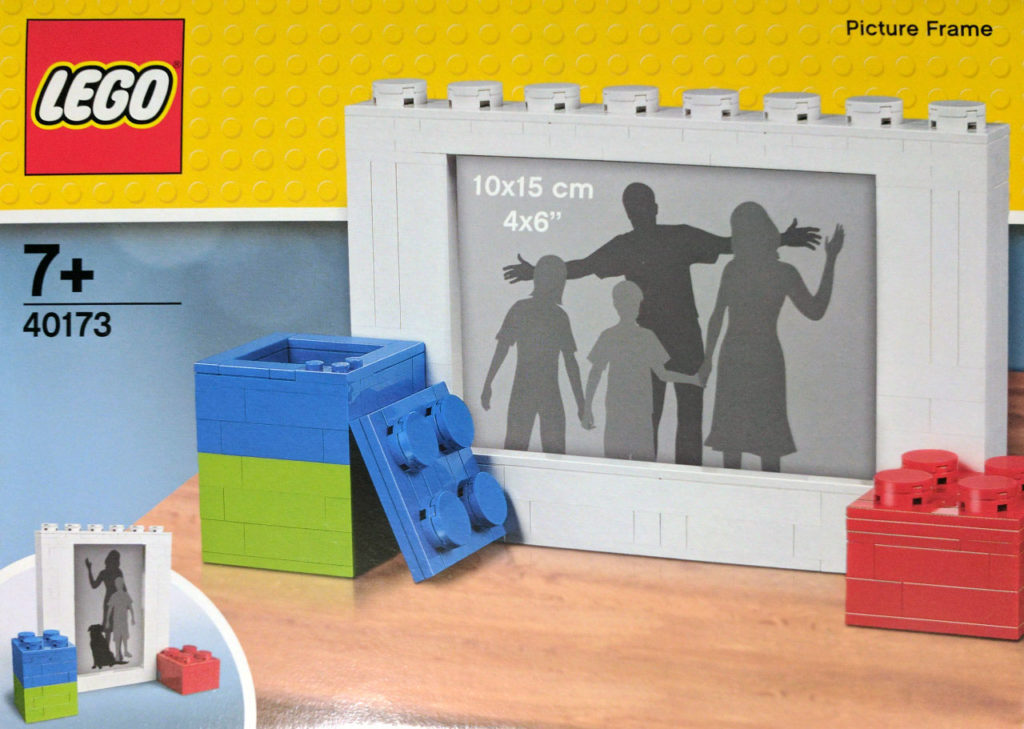 LEGO Picture Frame (40173)