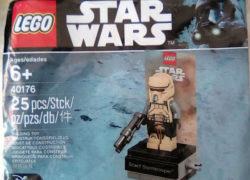 LEGO Scarif Stormtrooper 40176