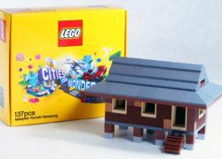 Malaysia LEGO Cultural Mini-Build Rumah Kampung