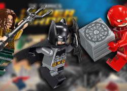 LEGO Justice League Sets