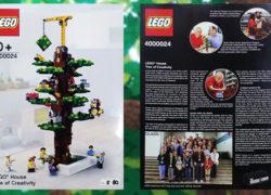 LEOG House Tree of Creativity Set