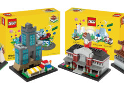 Exclusive LEGO Taiwan Cultural Mini-builds