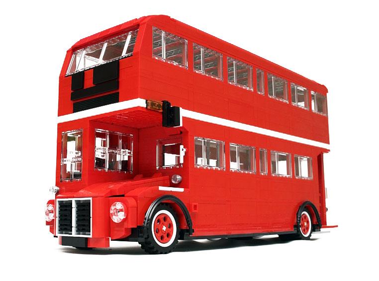 LEGO Ideas London Bus