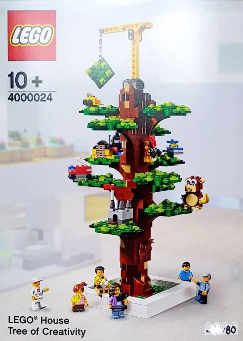 LEGO Tree of Creativity 4000024