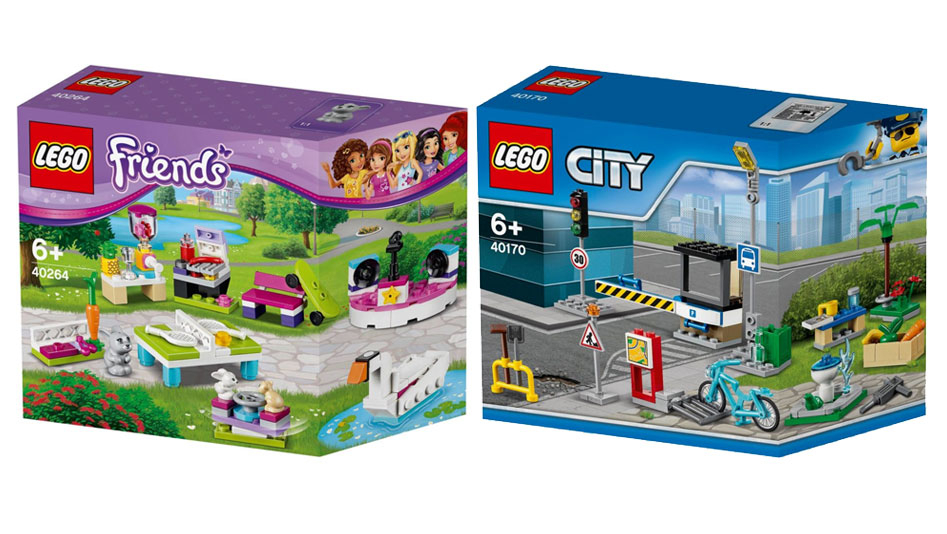 LEGO City and Friends Accessory Pack