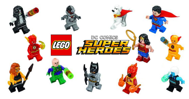 LEGO DC Superheroes 2017