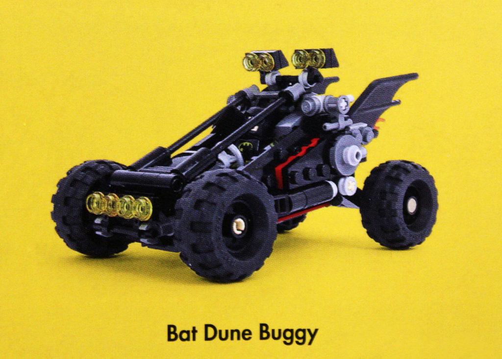 Batman Dune Buggy