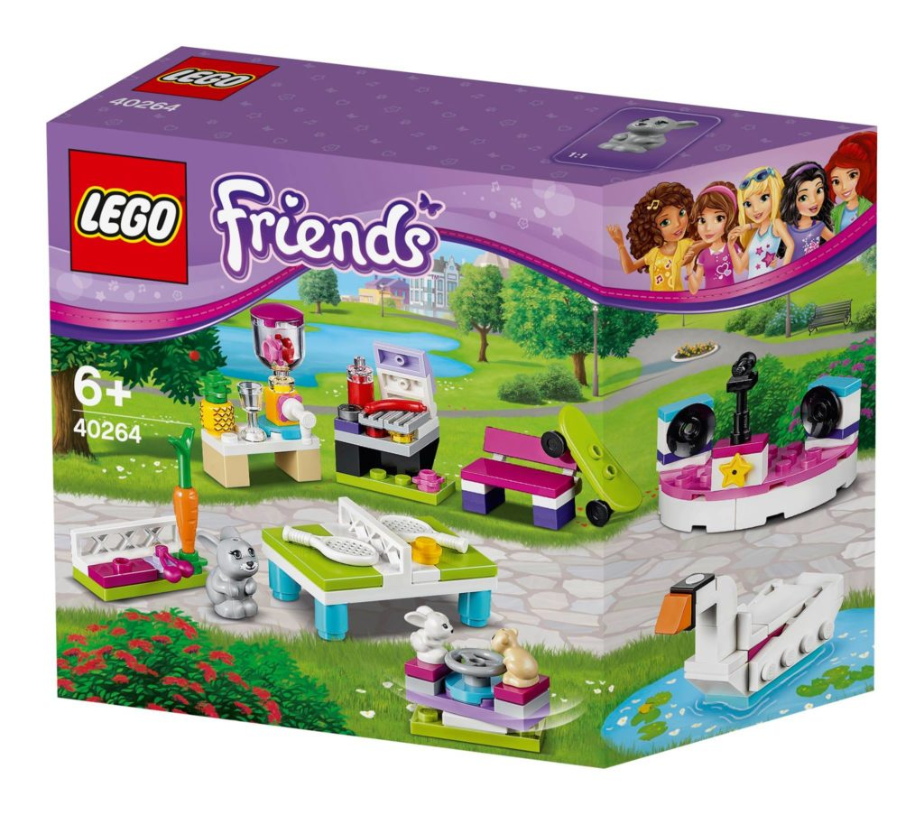 LEGO Friends Accessory Pack (40264)