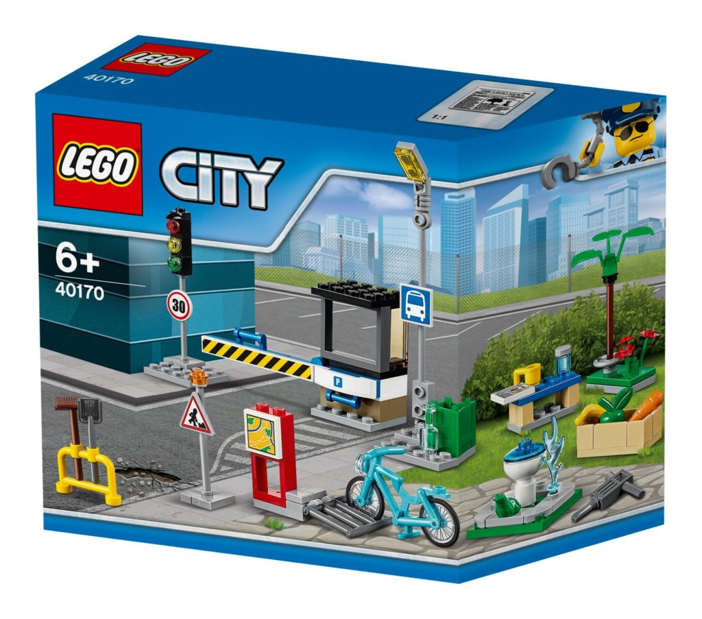 Brickfinder Lego City Friends Accessory Packs Official Images