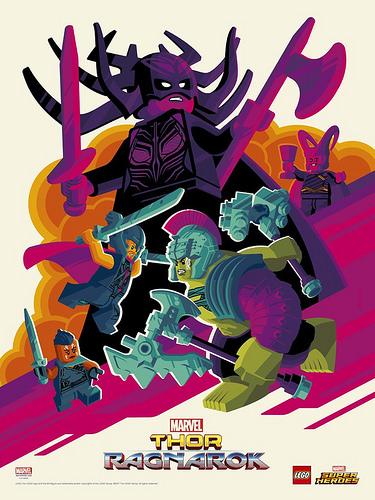 LEGO Thor: Ragnarok