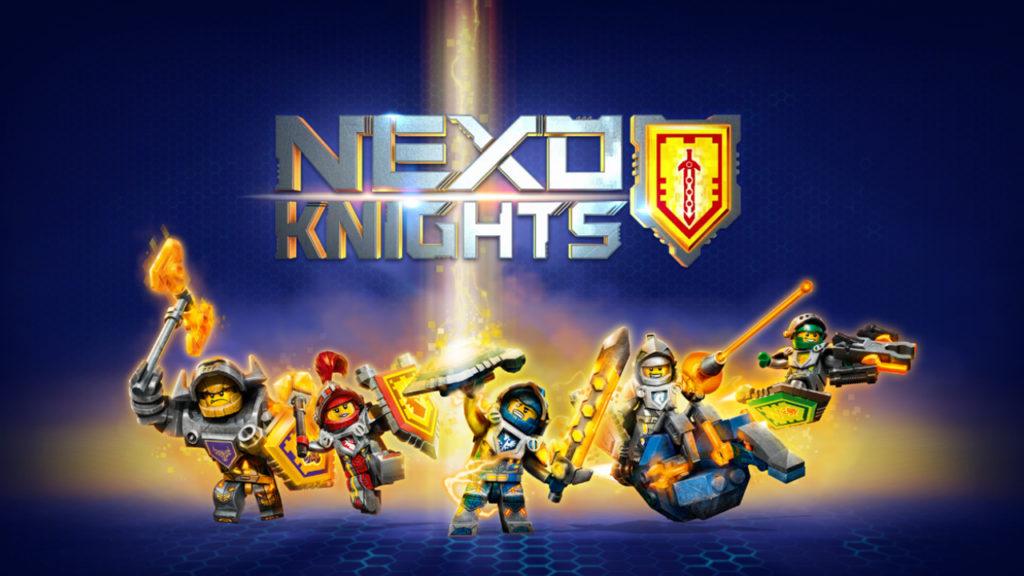 LEGO-Nexo-Knights-Poster