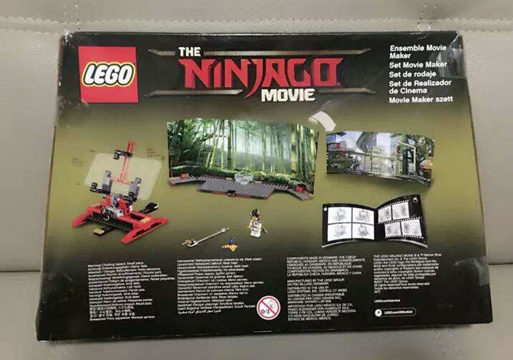LEGO Ninjago Movie Maker (853702)
