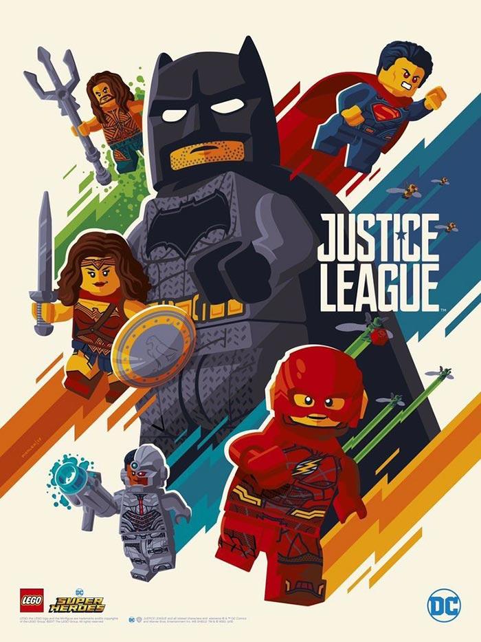 Brickfinder - LEGO Movie Posters At San Diego Comic Con 2017
