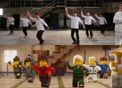 Behind the Scenes LEGO Ninjago Movie