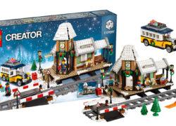 10259 Winter Village Station