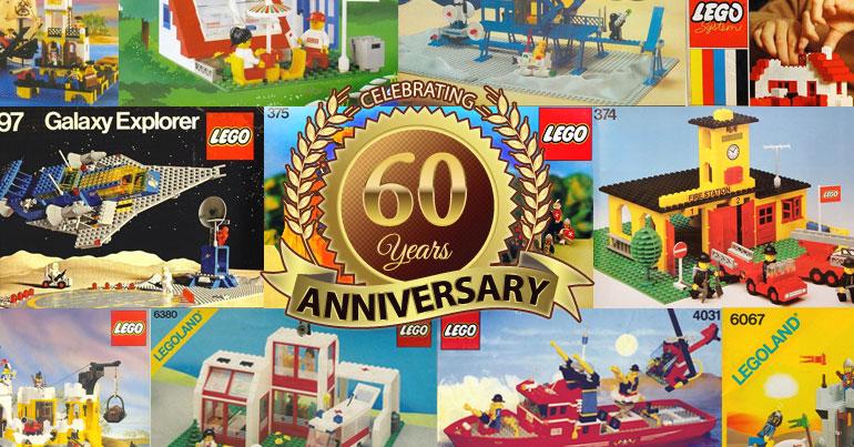 LEGO 60th Anniversary