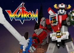 LEGO Voltron