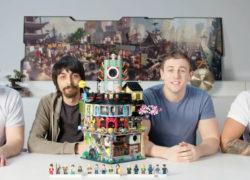 LEGO Ninjago City Designer Video