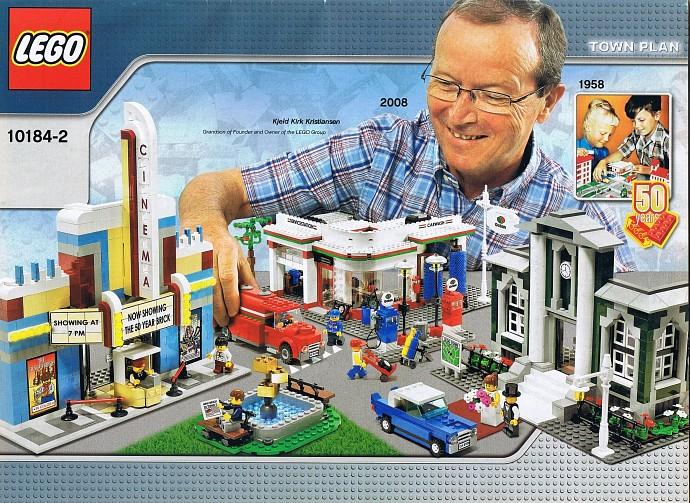 LEGO Town Plan 10184-1