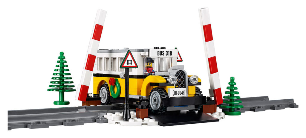 LEGO Creator Expert Winter Village Station - Taxi