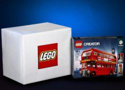 LEGO UCS Millennium Falcon Teaser