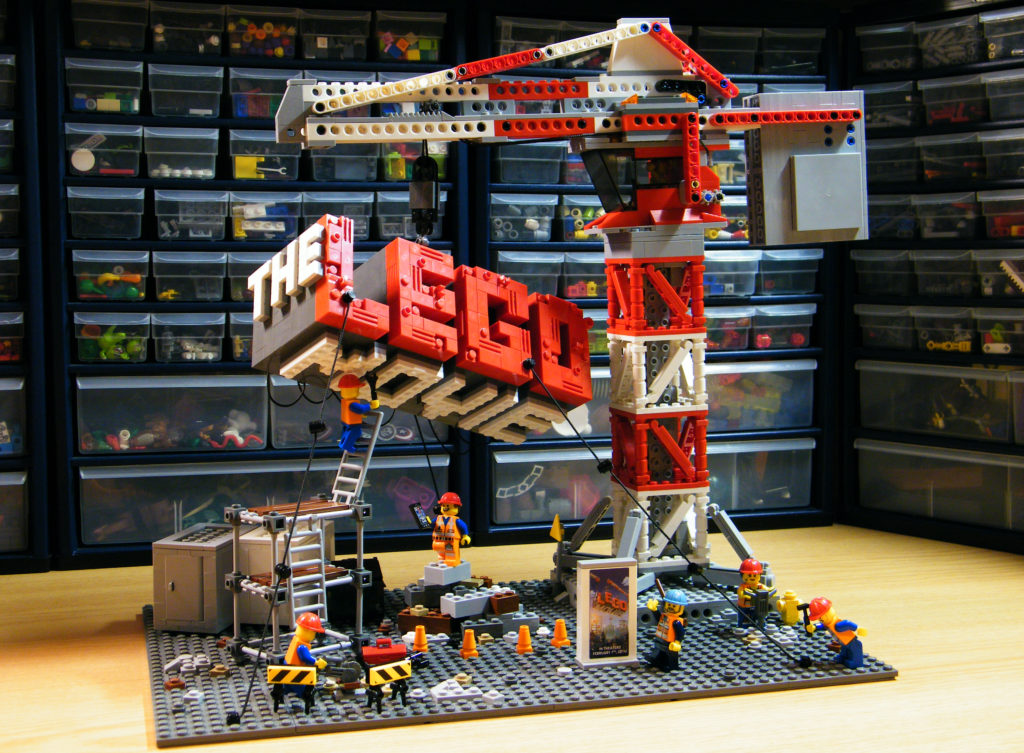 Brickfinder - Duplo Invades The LEGO Movie 2