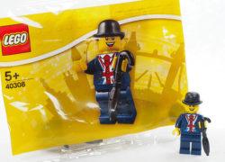 LEGO Lester Minifigure 40308