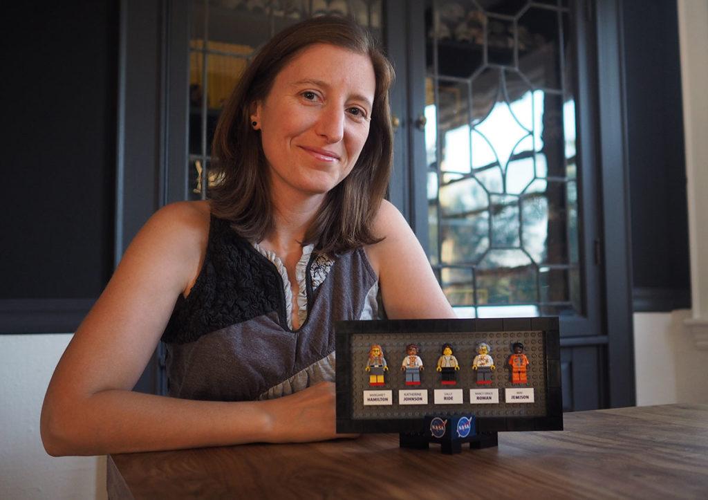 LEGO Ideas Fan Designer Maia Weinstock