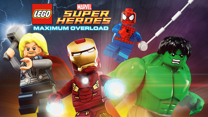 LEGO Marvel Superheroes Maximum overload