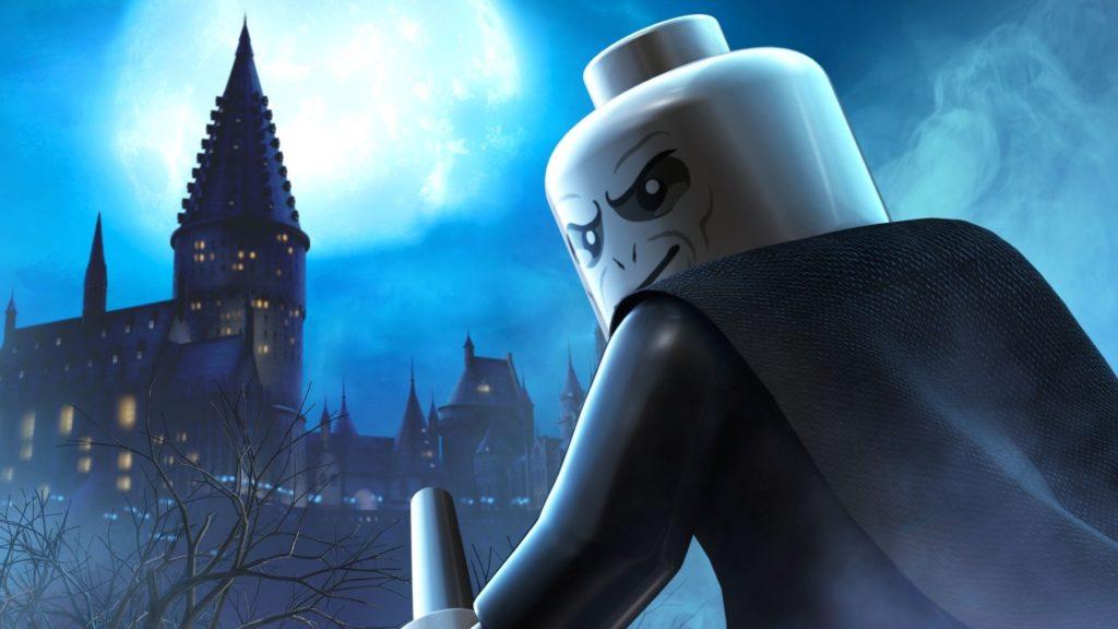 LEGO harry potter lord voldermort