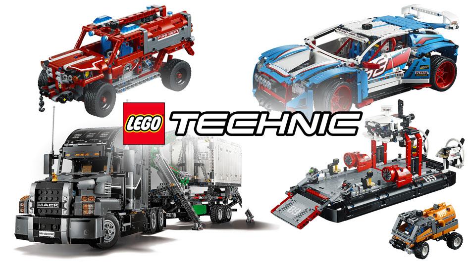 brickfinder lego technic mack anthem truck more 2018 sets revealed. Black Bedroom Furniture Sets. Home Design Ideas