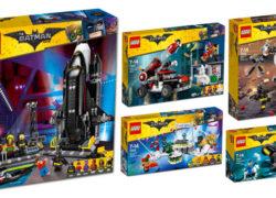 LEGO batman movie 2018 box art