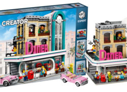 LEGO Creator Downtown Diner 10260