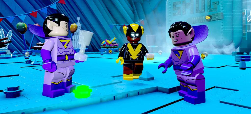 LEGO Wonder Twins