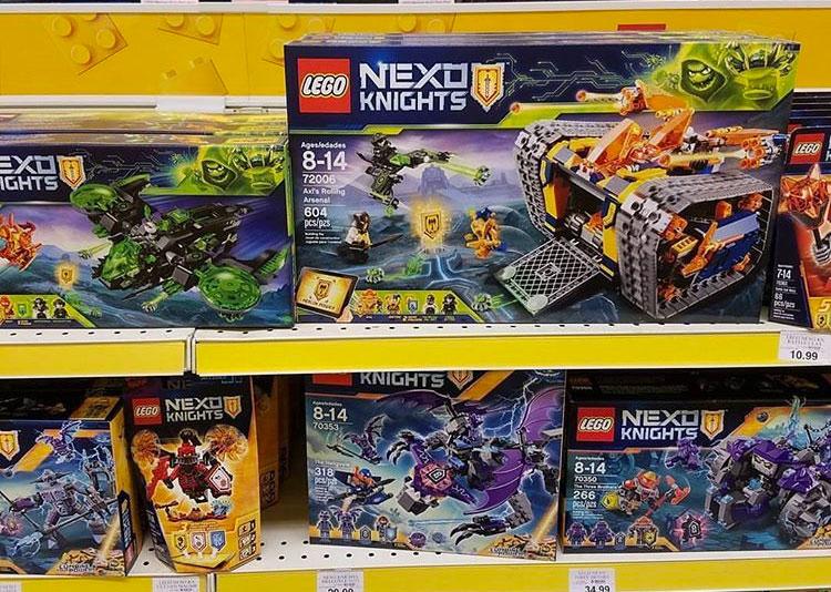 LEGO Nexo Knights 2018