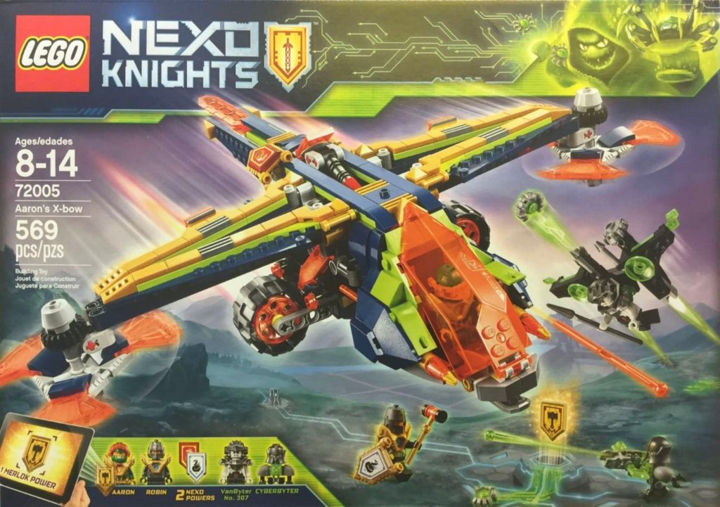 Brickfinder More Lego Nexo Knights 2018 Sets In The Wild