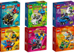 LEGO mighty Micros 2018
