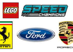 LEGO Speed Champions 2018