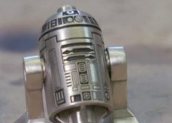 LEGO R2-D2 ™ Platinum Minifigure
