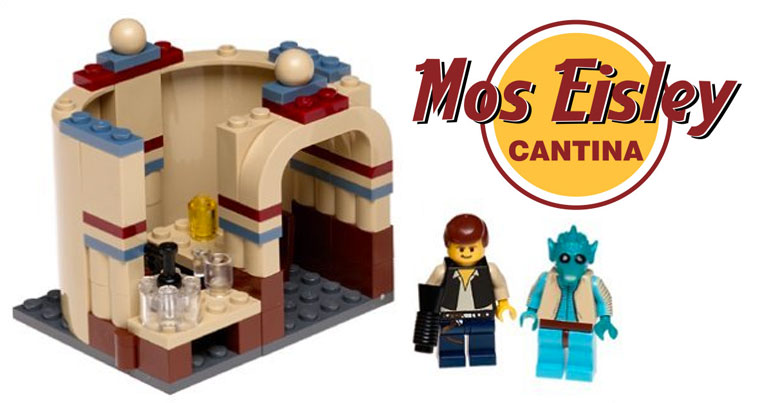 Brickfinder - LEGO Star Wars Mos Eisley Cantina (75205) Coming in 2018!