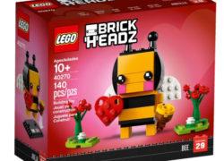 LEGO BrickHeadz Valentines Bee (40270)