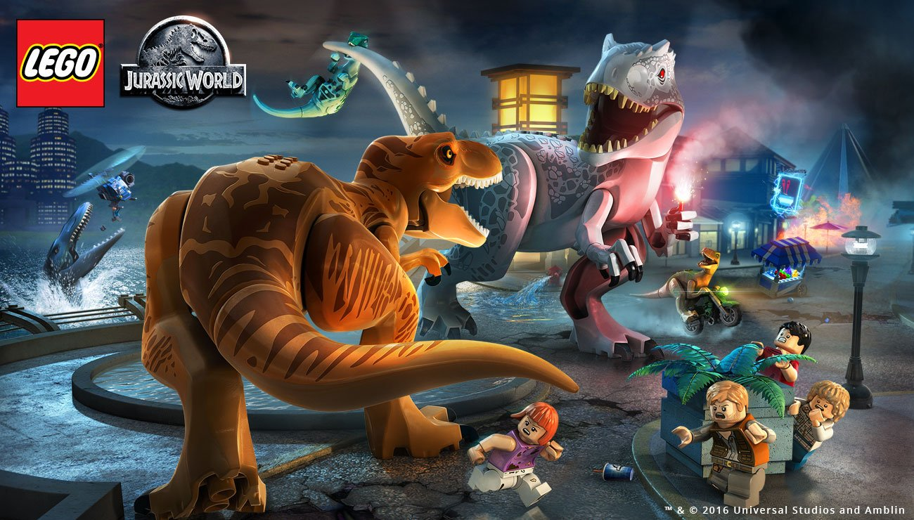 Brickfinder Lego Jurassic World Fallen Kingdom Sets