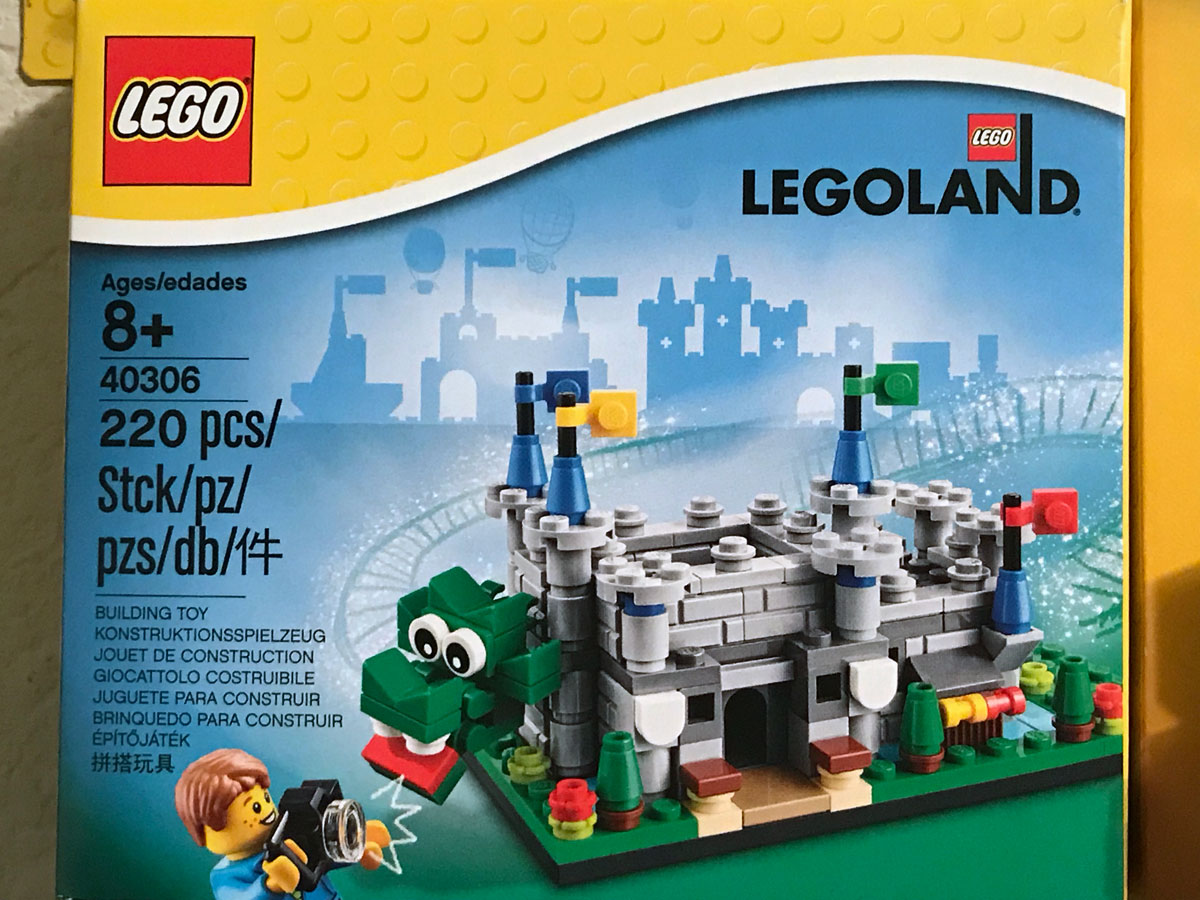Brickfinder - LEGOLAND Exclusive LEGO Sets Spotted!