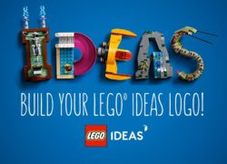 build your own logo lego ideas