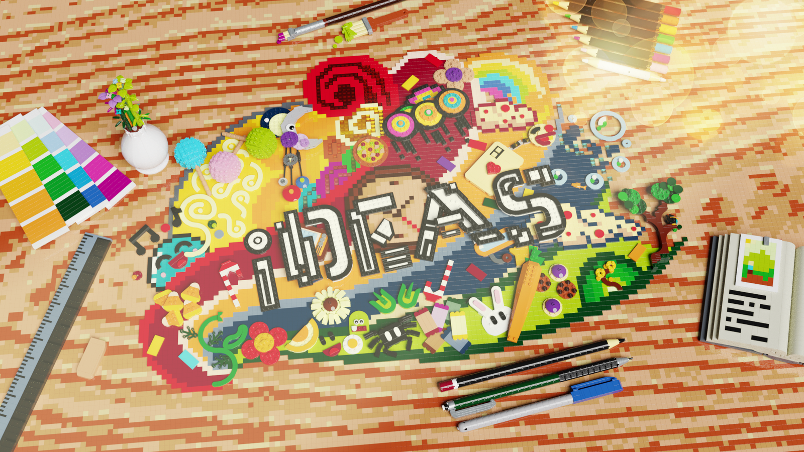 Creativity! by ExeSandbox