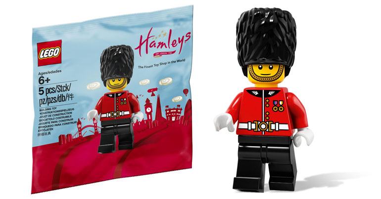 LEGO Hamleys Exclusive Royal Guard (5005233)