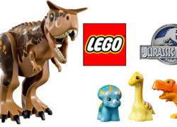 LEGO Jurassic World Fallen Kingdom